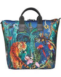 Dolce & Gabbana - Jungle Print Tote Bag - Lyst