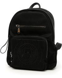 Balmain - Emblem Logo Backpack - Lyst