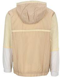 Nike Sportswear Woven Hooded Jacket - Natural
