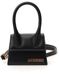 Jacquemus Le Chiquito Mini Crossbody Bag - Black