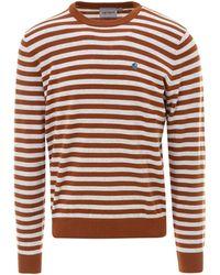 Carhartt WIP Parker Striped Knit Sweater - Multicolor