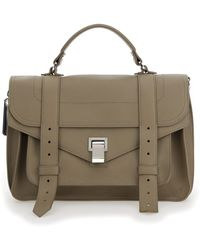 Proenza Schouler Ps1 Medium Shoulder Bag - Brown