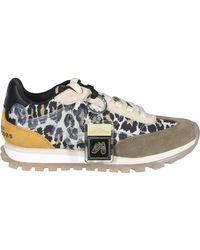 Marc Jacobs The Leopard Jogger Trainers - Multicolour