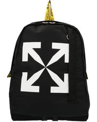 Off-White c/o Virgil Abloh Arrows Backpack - Black