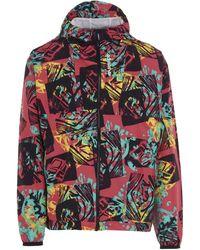 adidas Originals Adventure Mesh Woven Windbreaker Jacket - Multicolor