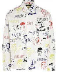 Rassvet (PACCBET) Graphic Printed Long-sleeve Shirt - Multicolour