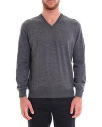 Brunello Cucinelli - V Neck Sweater - Lyst