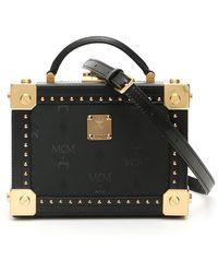 MCM 'berlin' Crossbody Bag - Black