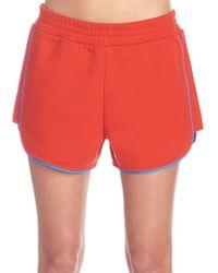 c91aef9f4e Sport Mini Shorts - Red