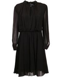Calvin Klein K20k201737bds Viscose Dress - Black