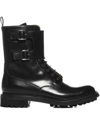 Church's Carly Lw Combat Boots - Black