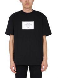 ih nom uh nit Other Materials T-shirt - Black