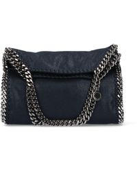 Stella McCartney Falabella Mini Tote Bag - Blue