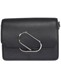 3.1 Phillip Lim Alix Mini Shoulder Bag - Black