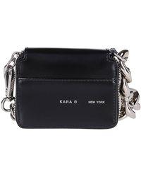 Kara Bike Chain Wallet - Black