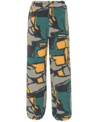 Stussy Block Sherpa Pants - Multicolour