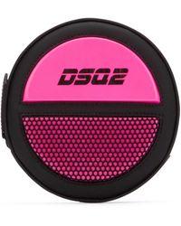 DSquared² Bionic Sport Belt Bag - Pink