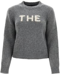Marc Jacobs The Jumper - Grey