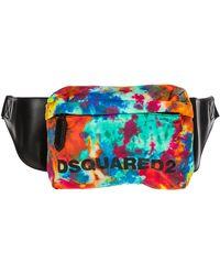 DSquared² Logo Belt Bag - Multicolour