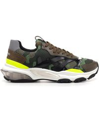 Valentino - Vltn Bounce Sneakers - Lyst