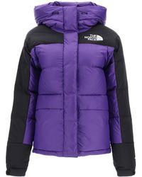 The North Face Himalayan Down Jacket - Purple