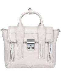 3.1 Phillip Lim Pashli Mini Crossbody Bag - White