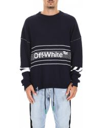 62466ce8d972 Lyst - Men s Off-White c o Virgil Abloh Sweaters and knitwear Online ...