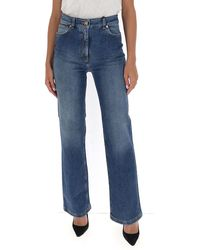 Versace Flared Jeans - Blue