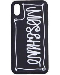 Moschino Cover For Iphone X / Xs - Multicolour