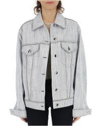 Marco De Vincenzo - Classic Button-up Jacket - Lyst