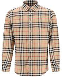 Burberry Vintage Check Shirt - Multicolour