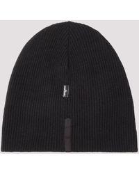 Stone Island Shadow Project Beanie Hat - Black