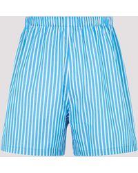 Balenciaga Boxer Shorts Underwear - Blue