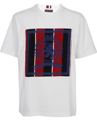 Tommy Hilfiger - Brand Logo T-shirt - Lyst