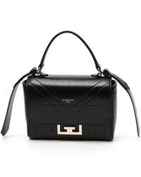 Givenchy Eden Mini Top Handle Bag - Black