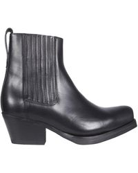 Our Legacy Cuban Boots - Multicolor