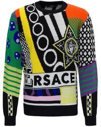Versace Sweater - Multicolor