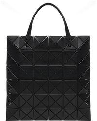 Bao Bao Issey Miyake Lucent Matte Tote Bag - Black