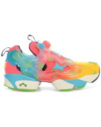 Reebok X Jelly Belly Instapump Fury Og Trainers - Multicolour