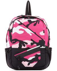 Valentino printed Nylon Backpack - Multicolour