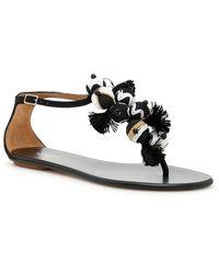 Aquazzura - Tropicana Sandals - Lyst