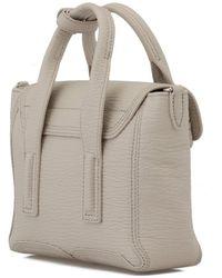 3.1 Phillip Lim Pashli Mini Satchel Bag - White