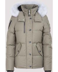 Moose Knuckles 3q Hooded Jacket - Green