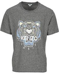 KENZO Classic Tiger T-shirt - Grey