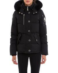 Moose Knuckles 3q Coat - Black
