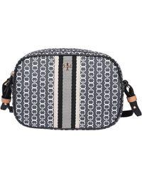Tory Burch Gemini Link Logo Mini Crossbody Bag - Multicolour