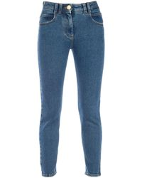 Balmain Slim Fit Jeans - Blue