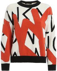Weekend by Maxmara Moneta Sweater - Red