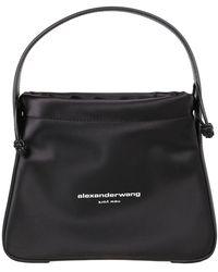 Alexander Wang Ryan Satchel Bag - Black
