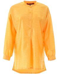 Sies Marjan Azra Tunic Shirt - Yellow